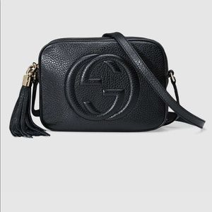 Auth Gucci disco bag